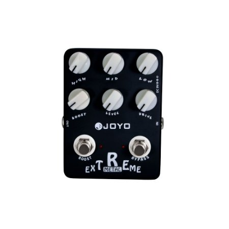 Pedal para Guitarra JOYO JF-17 Distortion Extreme Metal