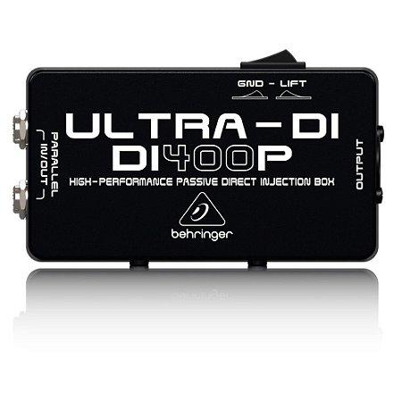 Direct Box Passivo Behringer DI400P