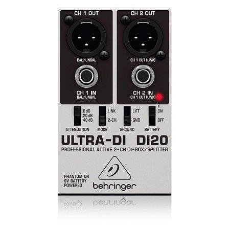 Direct Box Behringer DI20
