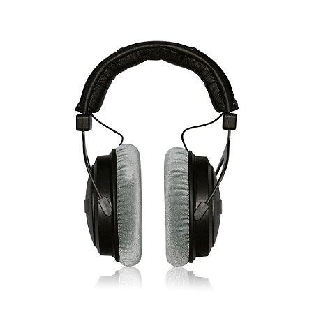 Fone de ouvido Behringer BH770 com Fio Over-EAR P10 Stúdio
