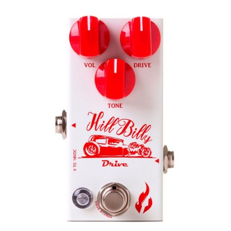 Pedal para Guitarra Fire Custom Shop Compacto Hill Billy