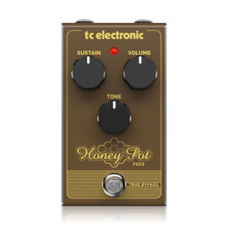 Pedal de Guitarra TC Electronic Honey Pot Fuzz