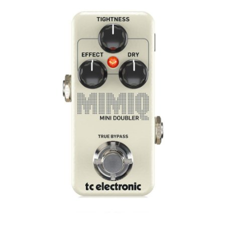Pedal de Guitarra TC Electronic Mimiq Mini Doubler