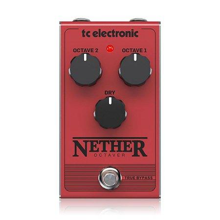 Pedal de Guitarra TC Electronic Nether Octaver