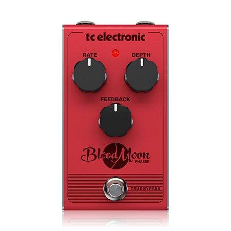 Pedal de Guitarra TC Electronic Blood Moon Phaser