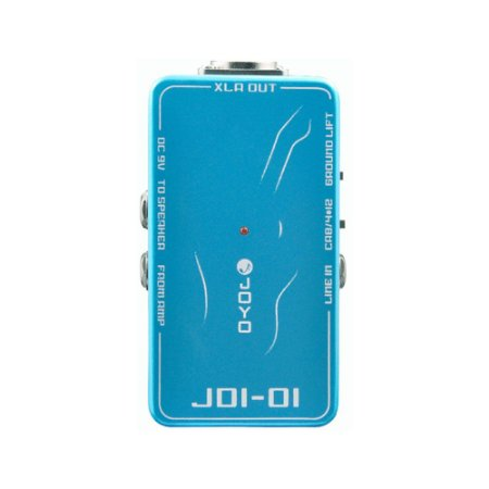 Direct Box Passivo Joyo JDI-01 com simulação Gabinetes
