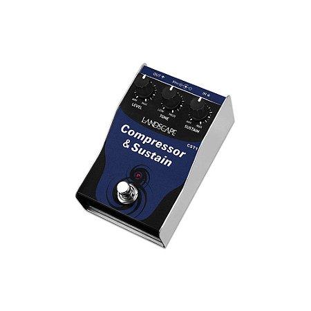 Pedal de Guitarra Compressor e Sustain CST1 Landscape.