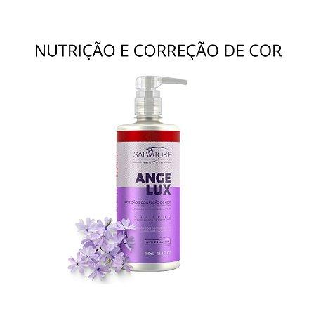 Hair Pró Angelux Matizador Shampoo 480ml