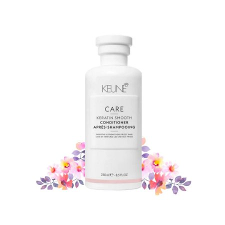 keune Keratin Smooth Conditioner 250ml