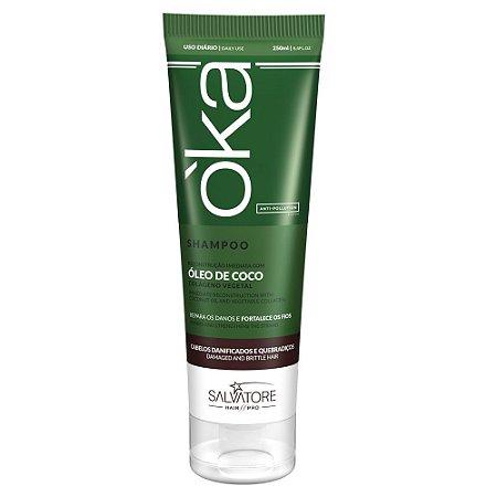 Òka Shampoo Óleo de Coco 250ml