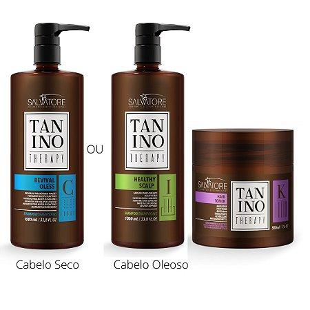 Tratamento Tanino Therapy Hair Toner