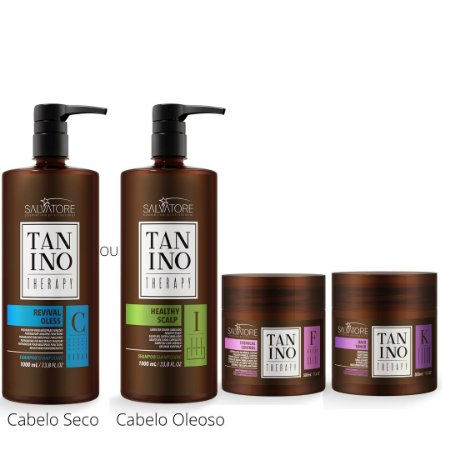 Tratamento Tanino Therapy Soft Platinum