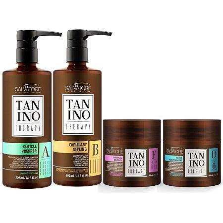Tratamento Tanino Therapy Reset