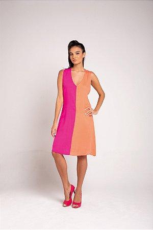 Vestido Curto Nature - Classic Color