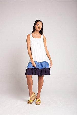 Vestido Curto Marias - Classic Color