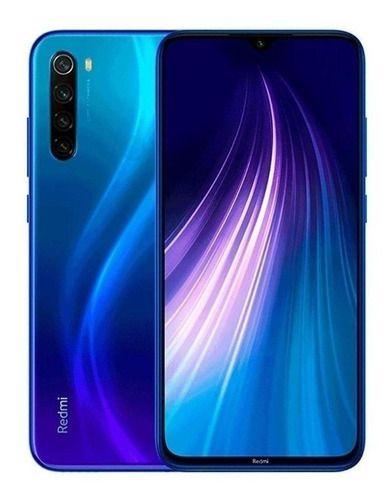 Smartphone Xiaomi Note 8 64Gb - Azul