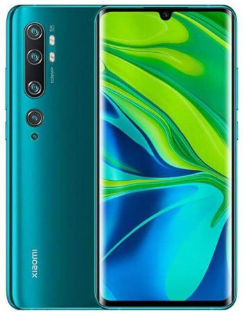 "Smartphone Xiaomi Mi Note 10 Pro, 256GB, 108MP, Tela 6.7"", Verde Aurora Green"
