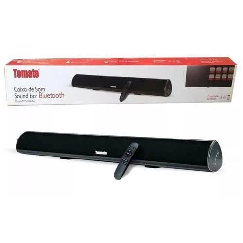 Soundbar Bluetooth 2.0 Tomate DJ 120W - MTS-2016 Plus