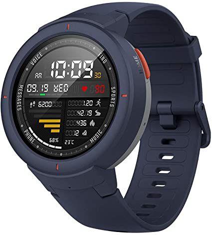 Relógio Amazfit Verge Smartwatch Azul A1811