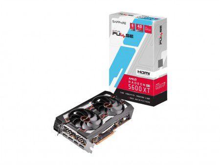 SAPPHIRE Pulse AMD Radeon RX 5600 XT 6GB GDDR6 Graphics Card