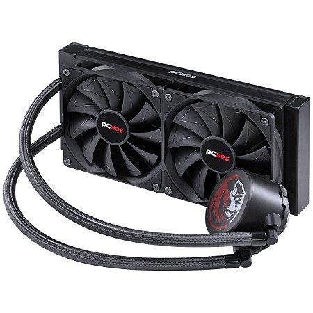 Water Cooler PCyes Sangue Frio 2, 240mm, Intel-AMD