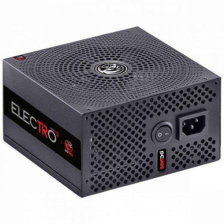 Fonte Atx 750w Real Electro V2 Series 80 Plus Bronze Pcyes