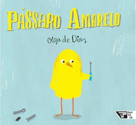 PASSARO AMARELO