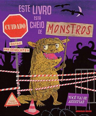 ESTE LIVRO ESTA CHEIO DE MONSTROS