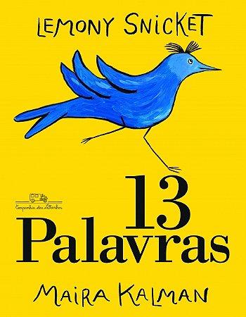 13 PALAVRAS