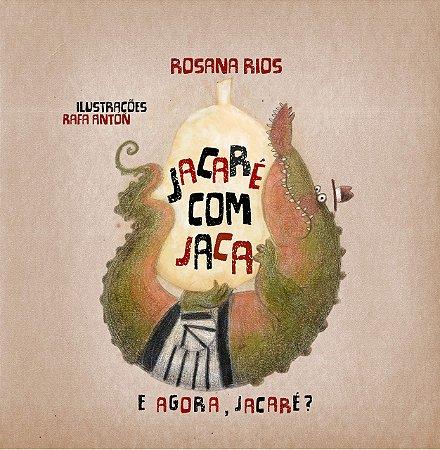 JACARE COM JACA