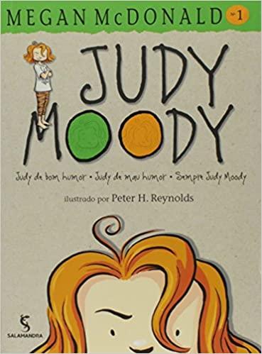 JUDY MOODY - JUDY DE BOM HUMOR