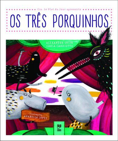 TRES PORQUINHOS, OS PANDA