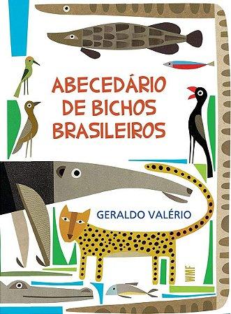 ABECEDARIO DE BICHOS BRASILEIROS