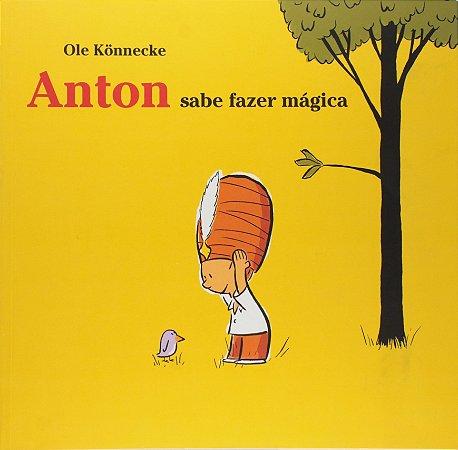 ANTON SABE FAZER MAGICA
