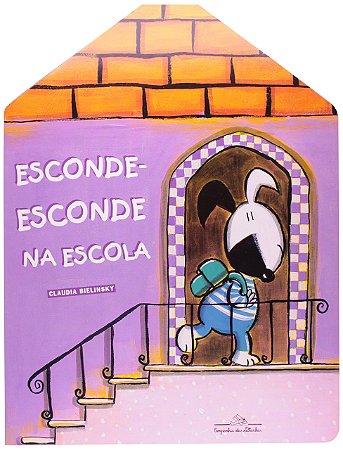 ESCONDE-ESCONDE NA ESCOLA