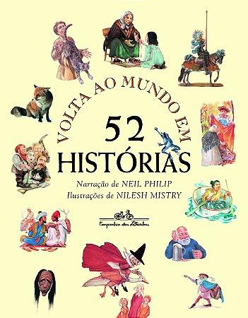 VOLTA AO MUNDO EM 52 HISTORIAS