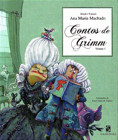 CONTOS DE GRIMM - VOL. 01