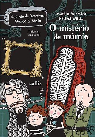 MISTERIO DA MUMIA, O