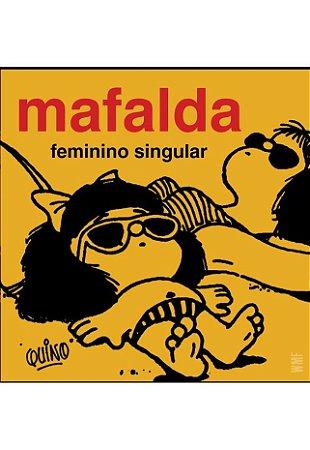 MAFALDA - FEMININO SINGULAR