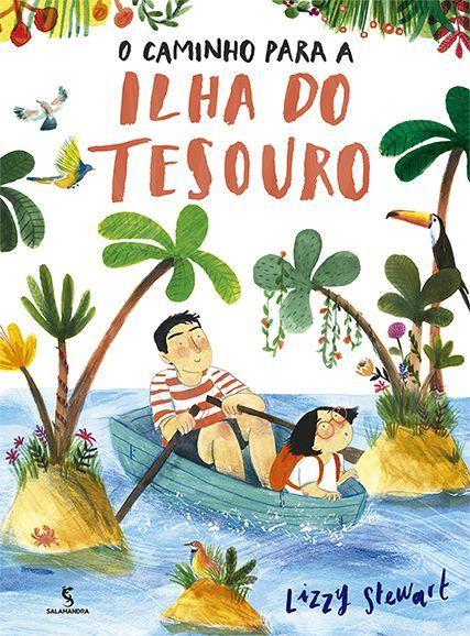 CAMINHO PARA A ILHA DO TESOURO,O