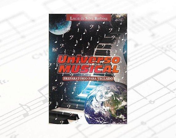Método Preparatório para teclado - Universo Musical