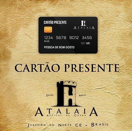Cartão Presente Atalaia