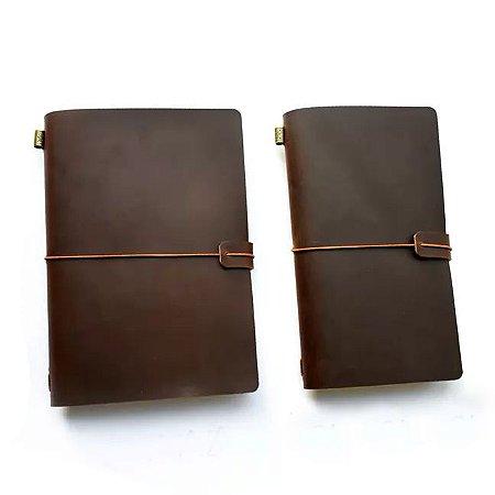 Caderno de Viagem - Midori A5 e Especial Atalaia