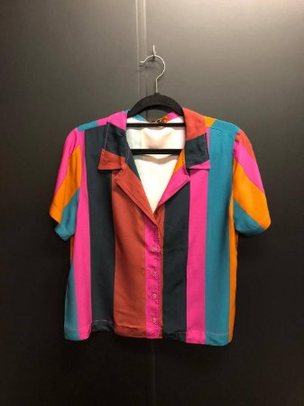 Camisa Listras