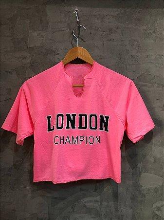 Tshirt Cropped London