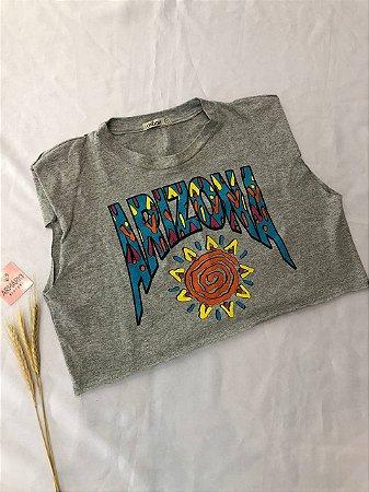 Tshirt Cropped Arizona