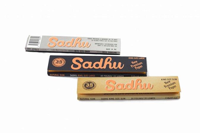 Seda Sadhu King Size Large 35 folhas (UN)