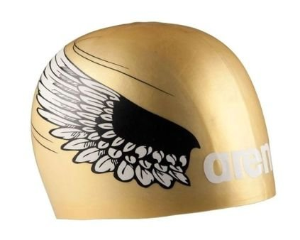 Touca Poolish Moulded Gold Wings  -  Arena