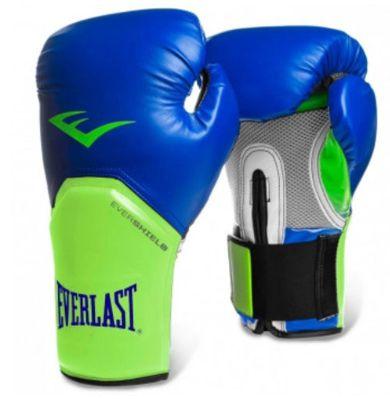 Luva Pro Style Elite Azul/Verde Tam/Ùnico - Everlast