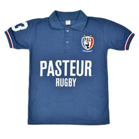 Camisa Polo Pasteur Rugby